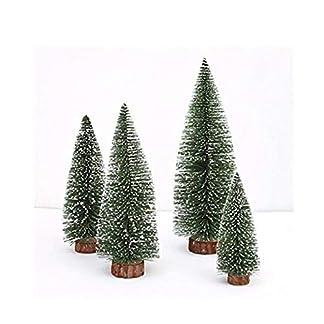 Kingko–Schnee-Weihnachtsbaumschmuck-Miniaturspitzen-Tannenbume-und-Holztreppen-sind-die-Grundlage-fr-die-Weihnachtsproduktion-und-Design-5-Modelloptionen