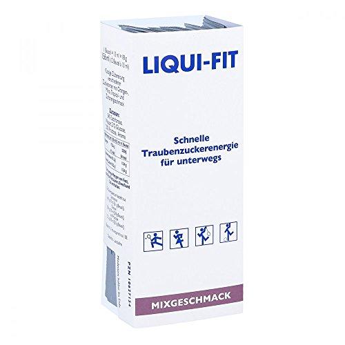 LIQUI FIT flüssige Zuckerlösung Geschmacksmix Btl. 12 St