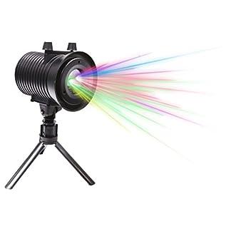 LED-Projektor-LED-Effektlicht-innen-auen-Ideal-als-Weihnachtsbeleuchtung-Auen-oder-Halloween-Beleuchtung-LED-Projektor-Lichter-Outdoor