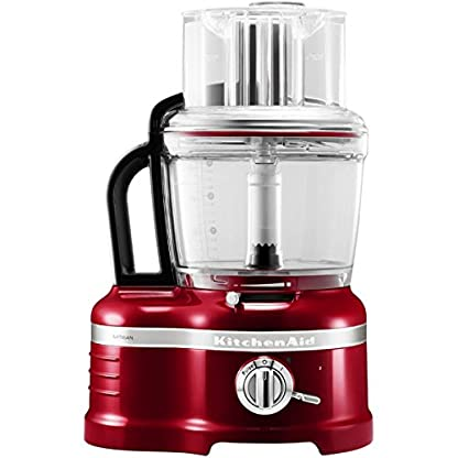 KitchenAid-5KFP1644ECA-Food-Processor-Artisan-40-L-liebesapfel-rot