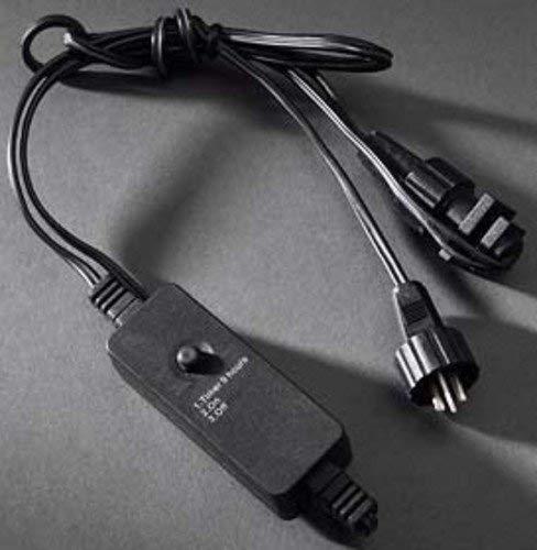 Timer-fr-alle-Konstsmide-LED-Auenartikel-mit-Trafo-bis-max-400-LED-ohne-Multifunktion