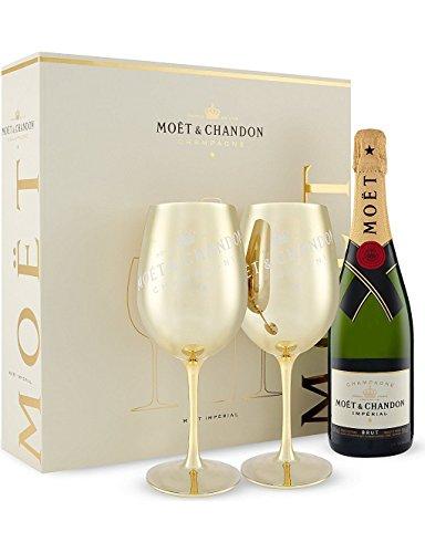 Moet-Chandon-Golden-Goblet-Weihnachtsgeschenk-Set-Atemberaubende-Geschenkidee-fr-Weihnachten-Geburtstag-Hochzeit-Jubilum-und-Firmengeschenke