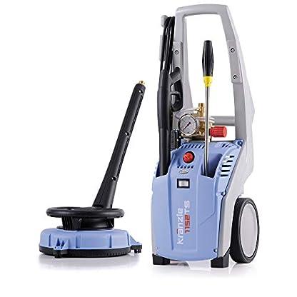 Krnzle-Hochdruckreiniger-K1152TS-10m-HD-Schlauch-ohne-Trommel-Round-Cleaner