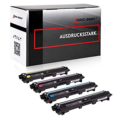 Logic-Seek-4-Toner-kompatibel-fr-Brother-TN-242-TN-246-HL-3142-3152-3172-CW-CDW-DCP9017CDW-Schwarz-2500-Seiten-Color-je-2200-Seiten