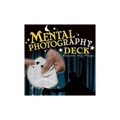Mental-Photography-Deck-von-Pro-Brand-Beidseitig-Blanko-Karten