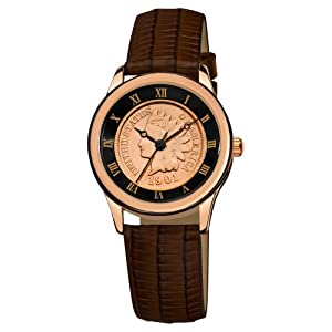 August-steiner-Damen-Armbanduhr-Round-Analog-Quarz-CN005R-AS