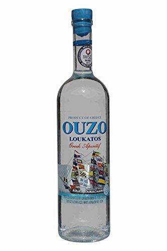 Feiner-Ouzo-Loukatos-700ml-38-Vol-aus-Griechenland-griechischer-Destillat-Patras-Likr-Tresterbrand-Trester-Uso-Anis-Schnaps