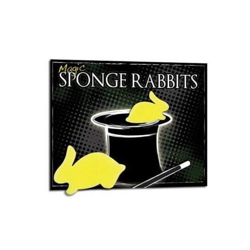 Magic-Sponge-Rabbits-Schaumstoff-Hasen-Sie-verschwinden-erscheinen-wieder-und-vermehren-sich
