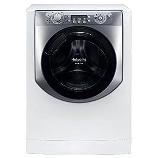 Hotpoint-aq116d-49d-IT-freistehend-Lade-Vorderseite-11-kg-1400-Umin-A-Wei-Waschmaschine