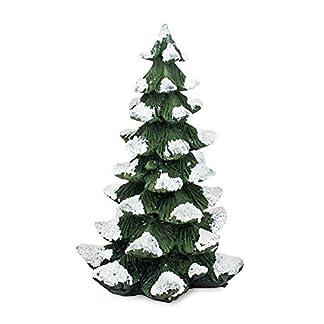 Impressionata-Deko-Figur-Tannenbaum-mit-Schnee-aus-Poly-grn-wei-16cm-Weihnachtsdeko-Weihnachtsbaum-Tanne-fr-Winter-Weihnachten