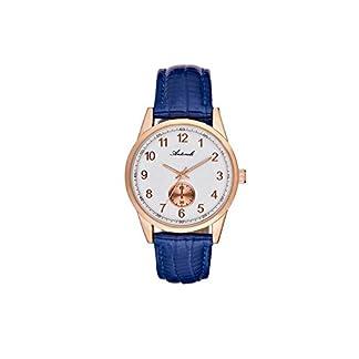 Antoneli-Unisex-Analog-Quarz-Uhr-mit-Edelstahl-Armband-AL1771-05