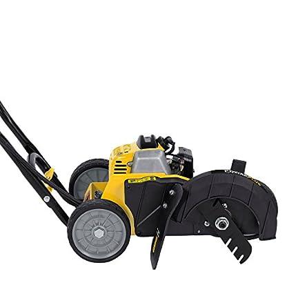 Powerplus-Rasenkantenschneider-254-cc-Benzin-Rasentrimmer-1-PS-Trimmer-klappbar