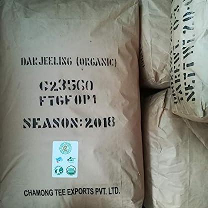 Darjeeling-First-Flush-FTGFOP1-Ernte-2018-500g-Schwarzer-Tee-Bio-Geschmack-blumig-zart-Chamong-Gruppe-Phoobsering-Teegarten