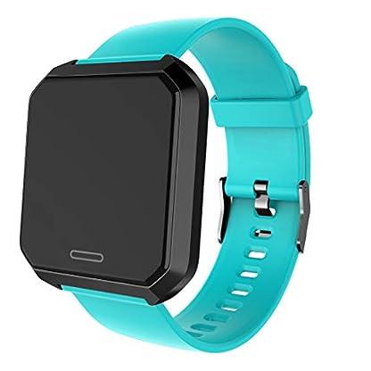 Ears-Herren-Intelligente-Armbanduhr-Wasserdichte-Pulsuhr-Watch-Armbanduhren-Damen-Schrittzhler-Schlafanalyse-Uhr-Outdoor-Sport-Uhr-Fitness-Uhr-Silikonband-Digitaluhren-GPS-Pulsuhren