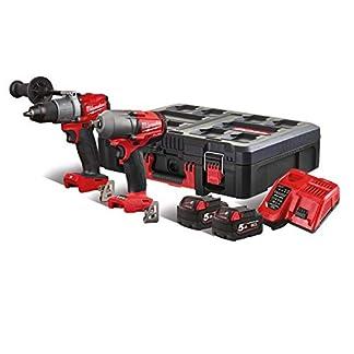 Milwaukee-4933471147-Schlagschrauber-Set-M18-FPP2E2-502P-2X-50-Ah-Akkus-Lader-in-PACKOUT