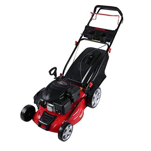 Sweepid-Benzin-Rasenmher-18-Inch-139ccm-27kW-incl-Selbstantrieb-GT-Markengetriebe