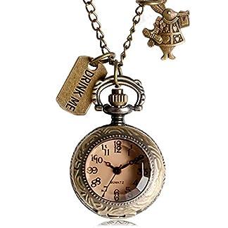 Kleine-Vintage-Retro-Taschenuhr-Herr-Kaninchen-Quarz-Taschenuhr-Geschenke-Uhren-fr-Kinder