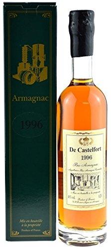 Raritt-Armagnac-De-Castelfort-02l-Jahrgang-1996-abgefllt-2010-14-Jahre-im-Fass-gelagert-inkl-Geschenkkarton