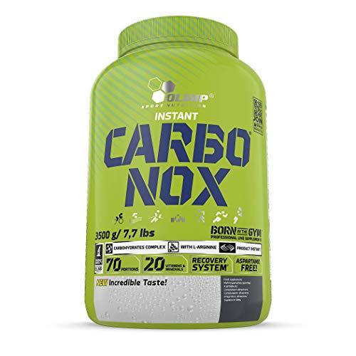 Olimp Carbo NOX – Kohlenhydrate, Geschmack Pampelmuse, 1er Pack (1 x 3.5 kg)