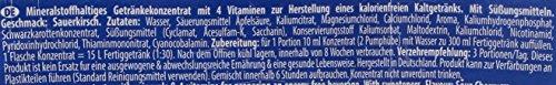 Inkospor Active Liqids Zero 1:30, Sauerkirsche, 500ml Flasche