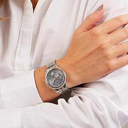 Tommy-Hilfiger-Damen-Multi-Zifferblatt-Quarz-Uhr-mit-Edelstahl-Armband-1781976