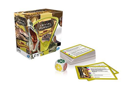 Trivial-Pursuit-Dinosaurier-Der-groe-Frage-und-Antwort-Spa-fr-eine-lustige-Spielrunde-mit-der-ganzen-Familie-Deutsch
