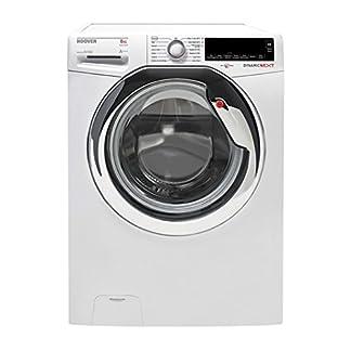 Hoover-DXA-58-ah-30-autonome-Belastung-Bevor-8-kg-1500trmin-A-10-wei-Waschmaschine-Waschmaschinen-autonome-bevor-Belastung-wei-drehbar-Oberflche-links-chrom
