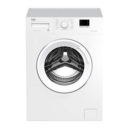 Beko-WMB9144-Freistehende-Waschmaschine-Frontlader-9-kg-1400Umin-A-Wei-Transchlag-links-LED-170