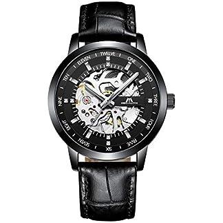 Herren-Automatikuhr-Mnner-Mechanische-Automatik-Schwarz-Militr-Wasserdicht-Skelett-Designer-Leder-Leuchtende-Armbanduhren-Mann-Steampunk-Klassisch-Analog-Tourbillon-Uhr