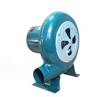 Lee-54067-ADKINC-80W-400-CFM-Laubgeblse-Mulcher-und-Vollkupfermotor-18-Zoll-Kaliber-blau