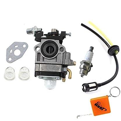 HURI-Vergaser-Zndkerze-Benzinfilter-kit-passend-fr-AL-KO-Alko-Motorsense-Freischneider-BC410-BC-4535-BC-4125