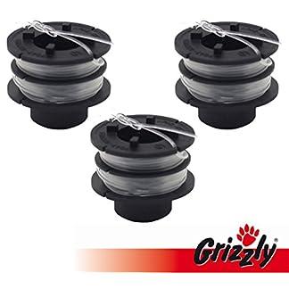Grizzly-Spule-Passend-fr-Rasentrimmer-ET-3500-3er-Set