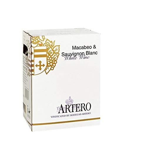 Weiwein-Spanien-Bag-in-Box-Macabeo-Sauvignon-Blanc-50-Liter-VERSANDKOSTENFREI