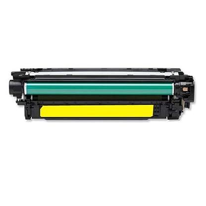 4er-Set-High-Quality-Eurotone-Toner-Cartridge-XXL-remanufactured-fr-HP-Enterprise-500-Color-M-551-M551-N-DN-M551N-M551DN-Laserjet-kompatibel-ersetzt-CE400A-CE400X-Schwarz-sowie-CE401A-Cyan-CE402A-Yell
