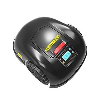 SHPEHP-Roboter-Rasenmher-selbstfahrender-Rasenmher-fr-saubere-Rasenflchen-WiFi-Fernbedienung-Rasenmher-fr-1000-Quadratmeter-Garten-EM1600
