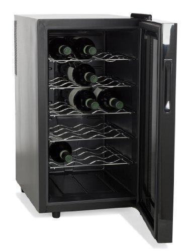 AMSTYLE-Design-Weinkhlschrank-48-Liter-12C-18C-18-Flaschen-Weinkhler