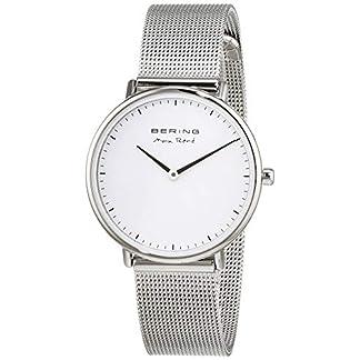 BERING-Damen-Analog-Quarz-Uhr-mit-Edelstahl-Armband-15730-004