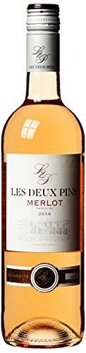 Les-Deux-Pins-IGP-Pays-dOc-Merlot-Roswein-6-x-075-l