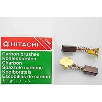 Kohlebrsten-Hitachi-Bohrer-14v-18v-DV14DL-WH18DL-DV18DL-999054-999-054-H21