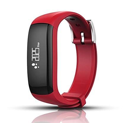 Fitness-Tracker-fr-AndroidiOS-VNEIRW-P6-Bluetooth-Smartwatch-Sportuhren-Intelligente-mit-BlutdruckmessgertPulsSchlaf-MonitorBlutsauerstoffmonitor