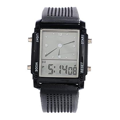 rainbabe-blackfaux-LED-Display-Digital-Analog-Quarz-Leder-Armbanduhr-26-cm-fr-Herren