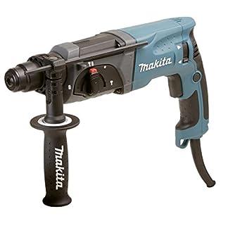 Makita-HR2470-Bohrmaschine-mit-Bohrer-und-Meielset-780-W-220-V