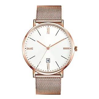 BJ-watch-Mode-Paar-Uhr-ultradnne-Design-Herrenuhr-Damenuhr-Stahlband-Wasserdichte-Uhr-Kalender-Funktion