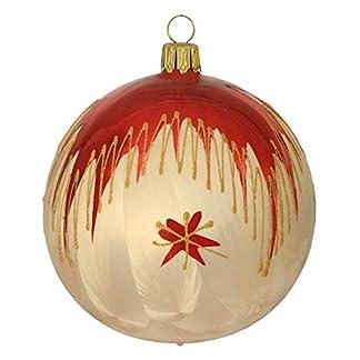 Jingle-Bells-Lauscha-4er-SET-8cm-Kugel-Tradition