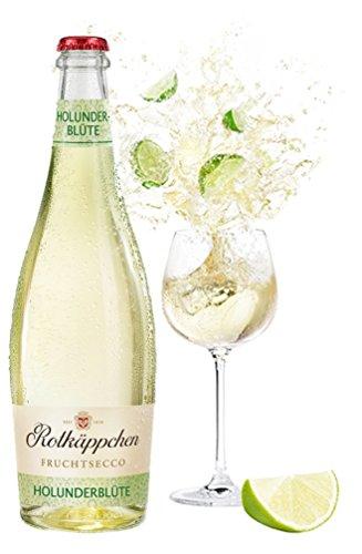Rotkppchen-Fruchtsecco-Holunderblte-6-x-075l-Der-fruchtig-blumige-Genuss-im-Glas