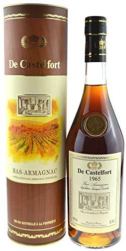 Raritt-Armagnac-De-Castelfort-07l-Jahrgang-1965-abgefllt-2015-50-Jahre-im-Fass-gelagert-inkl-Geschenkdose