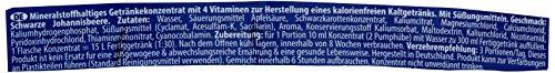 Inkospor Active Liqids Zero 1:30, Schwarze Johannisbeere, 500ml Flasche