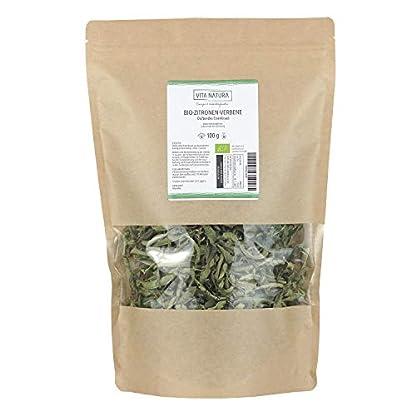 Vita-Natura-Zitronenverbene-Tee-Duftendes-Eisenkraut-Bio-1er-Pack-1-x-100-g