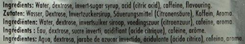 Dextro Energy Liquid Gel Lemon + Caffeine / Flüssiges kohlenhydratreiches Konzentrat-Gel mit Koffein für Ausdauer- & Leistungs-Sportler – leicht trinkbar / 6 Beutel (6 x 60ml)
