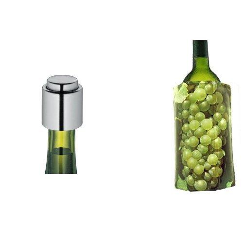 Cilio-Weinflaschenverschlu-bzw-Set